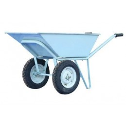 Garden Trolley with 2 Wheel...