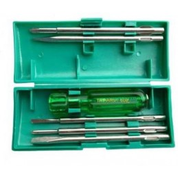 Screw Driver Set (5 Blades)...