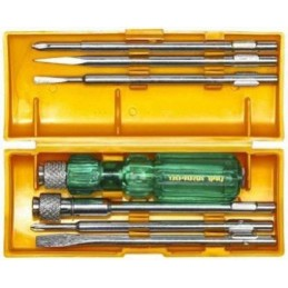 Screw Driver Set (6 Blades)...