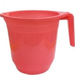 Plastic 1 Ltr Mug (Regular)