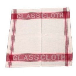 Glass Cloth (Pack of 12)...