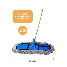 SHINE - 18 Inch dry mop set