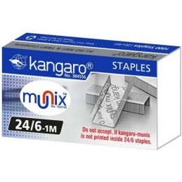 Kangaro 24/6 Staples Pin -...